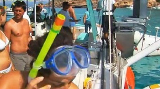 Excursion Catamaran Bay of Palma – Taiti 75