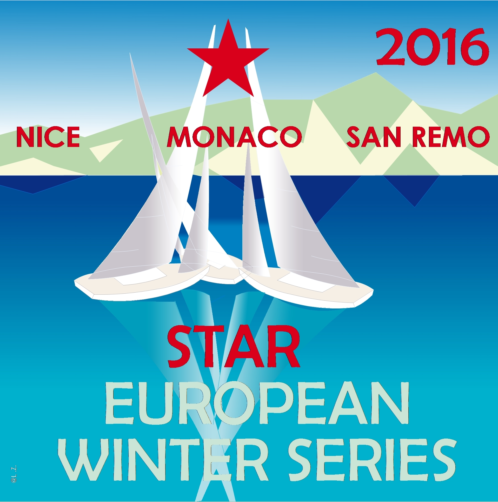 LOGO Europen Winter Series 2016