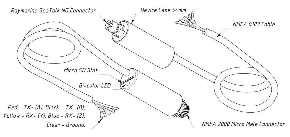 medium resolution of drawing of ydng 03n left and ydng 03r right models