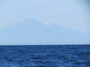 Hazy Etna