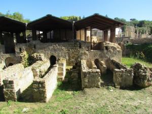 Roman underfloor heating