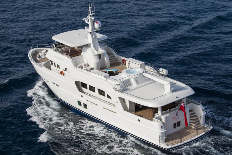 Review Moonen Yachts 100 Explorer Moonen Yacht