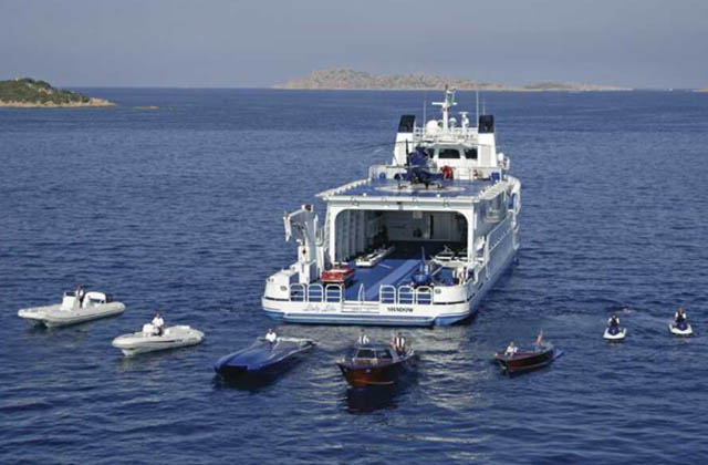 Shadow Boats Yacht Escort Ships Amp Shadows YachtForums We Know Big Boats