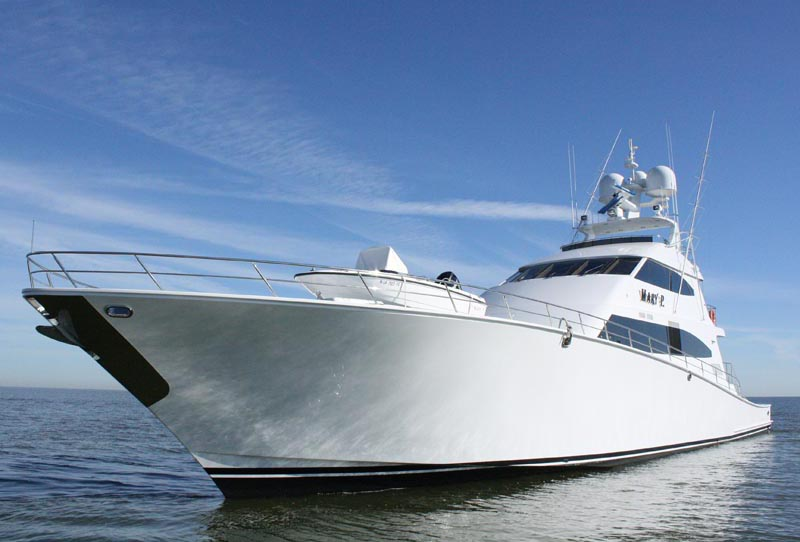 Review Trinity Yachts 122 Sportfish Mary P Page 3