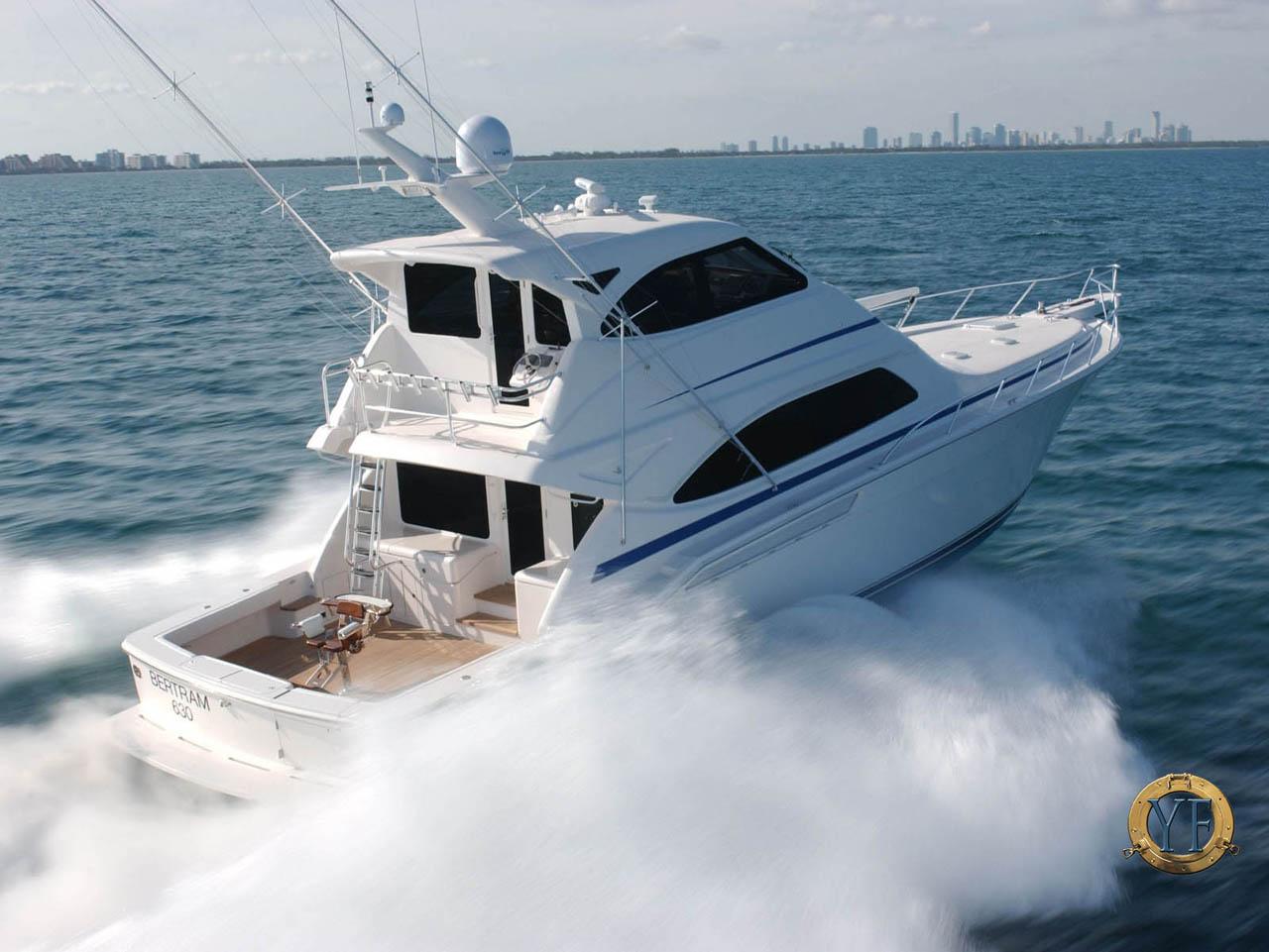 Bertram Yacht Wallpapers Bertram Yacht YachtForums We