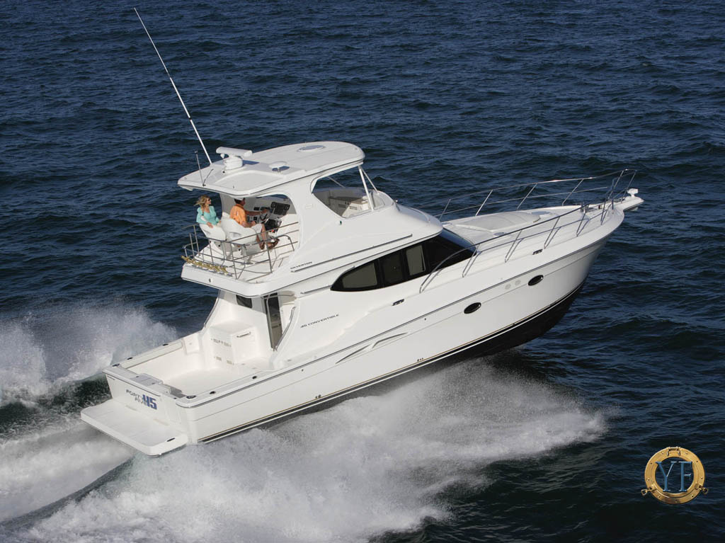 Silverton Yachts Luxury Mega Super Yacht Builders