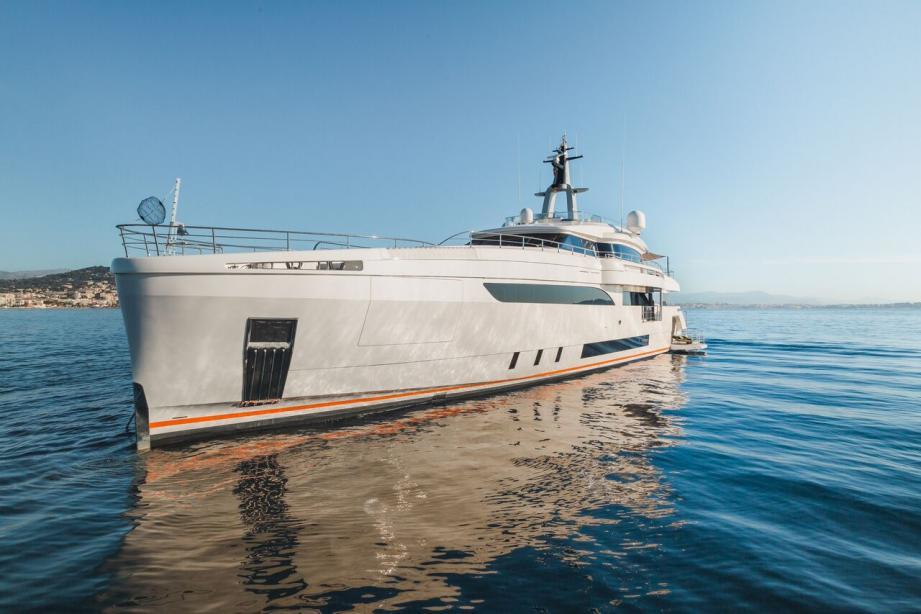 Motor Yacht Bartali Wider Yacht Harbour