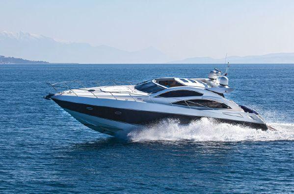 Motor Yacht Sunseeker Predator 62 Sunseeker Yacht Harbour