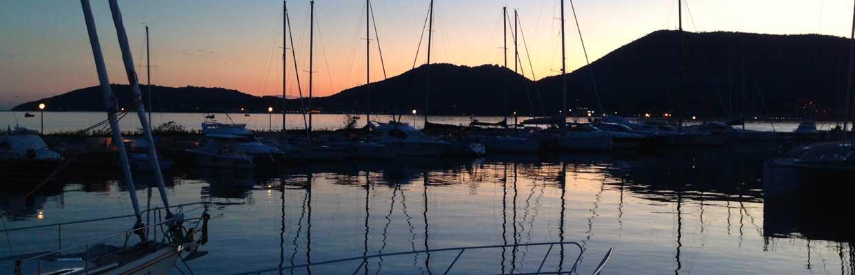 manutenzione yacht, barca, barca a vela La Spezia, 5 Terre - La Spezia Yachting Service