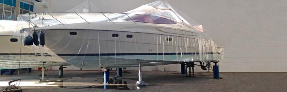 rimessaggio yacht, barca, barca a vela La Spezia, 5 Terre - La Spezia Yachting Service