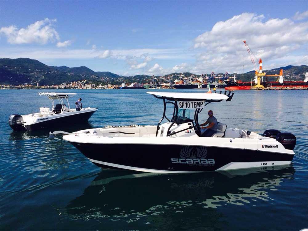 vendita barche La Spezia Cinque Terre - La Spezia Yachting Service