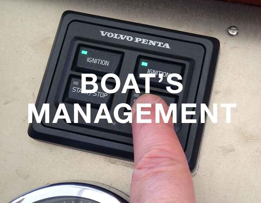 Boat's management La Spezia, 5 Terre - La Spezia Yachting Service
