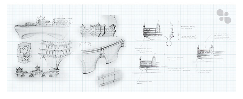 Yacht Island Design Concepts Themed Yacht Creators