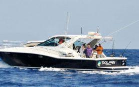Uniesse 51 Fishing Charter In Cancun