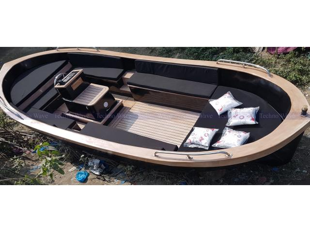 Wooden Jon Boat For Sale