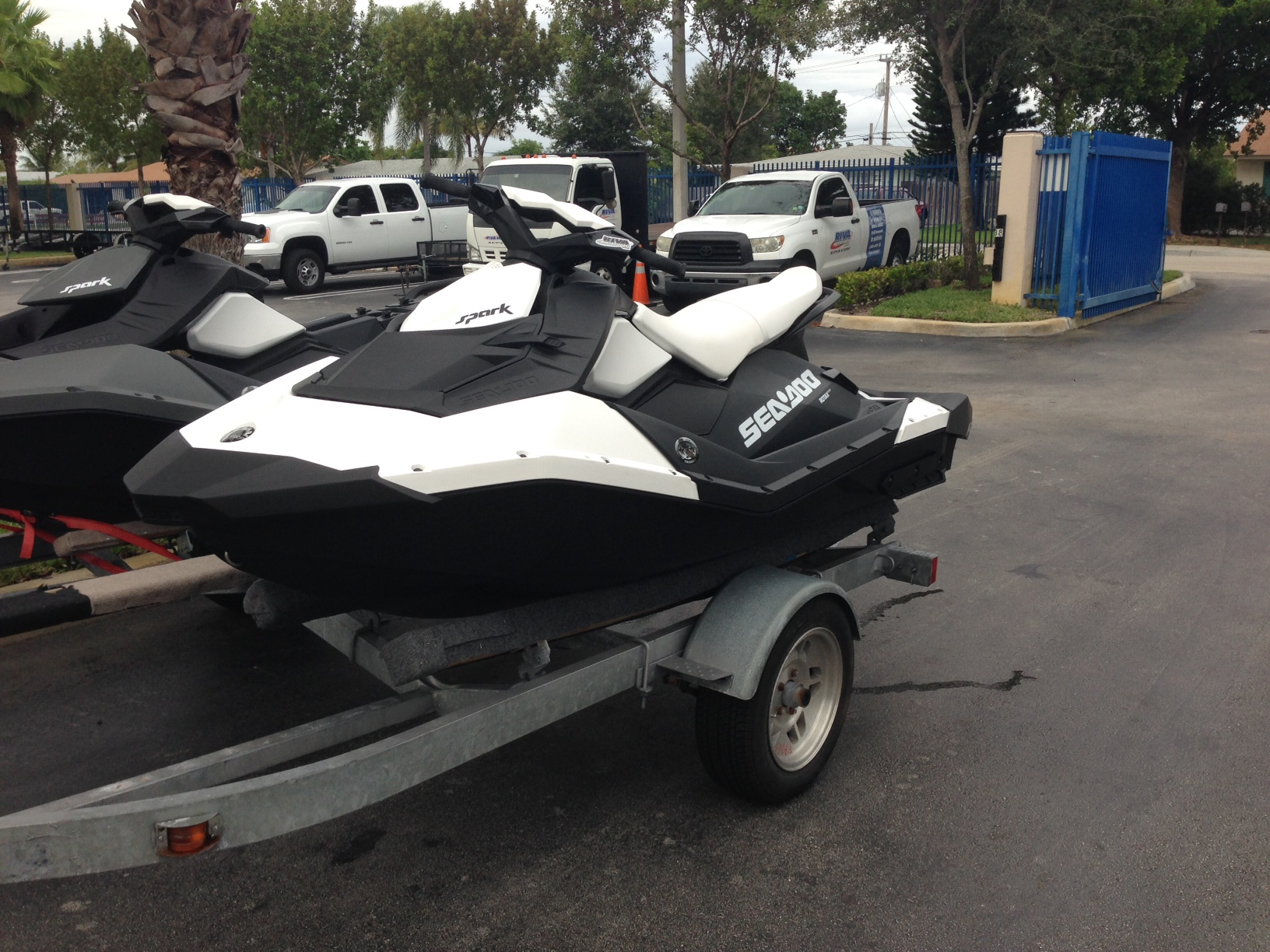 hight resolution of stock 20008 jet ski sea doo spark 2014