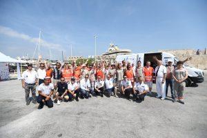 Yachts du Coeur du 22 juin 2017 au profit de la Croix Rouge