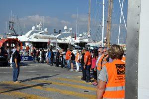 Les Yachts du Coeur, une chaine de solidarité en mer comme à terre!