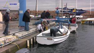 Yachts du Coeur. Sauvetage de la Maeva.