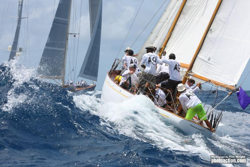 Antigua Classic Yacht Regatta Day 3 Yachts And