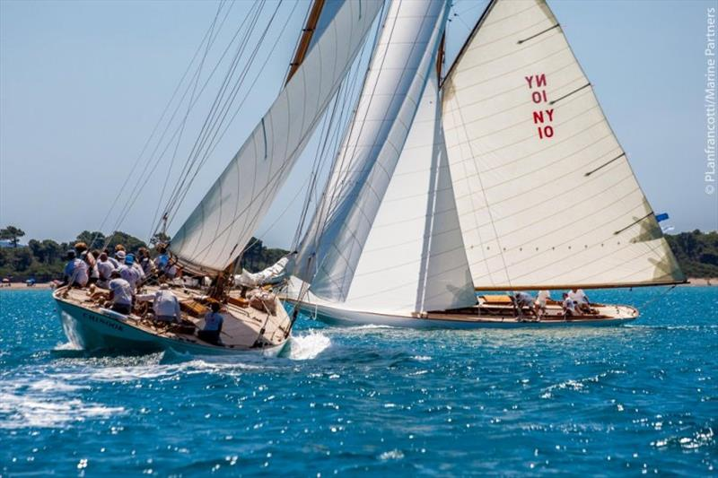43 Grandes Dames Ready To Race At Argentario Sailing Week