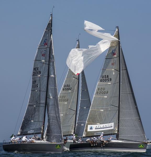 2013 Rolex Farr 40 North American Championship Day 1 Yachts And Yachting Online