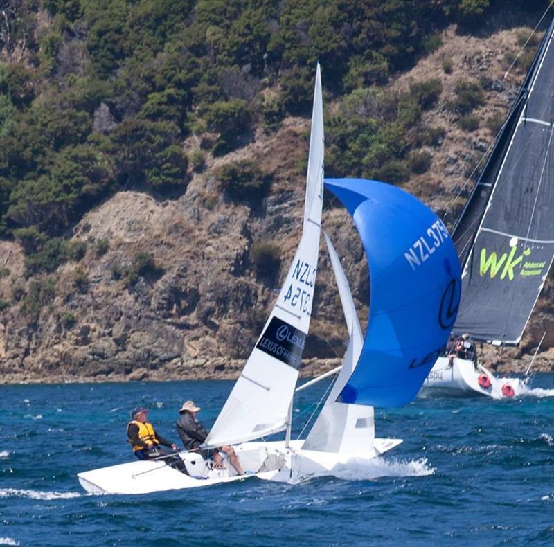 New Zealand Flying Fifteen Nationals 2018