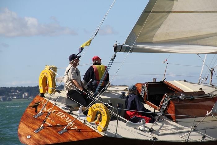 Half Ton Classic Cup At Royal Corinthian Yacht Club Cowes