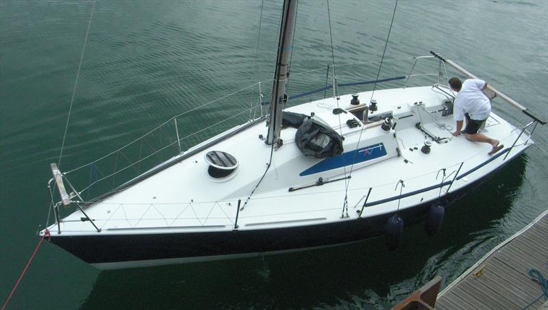 Half Ton Classics Cup At Yacht Club Boulonnais
