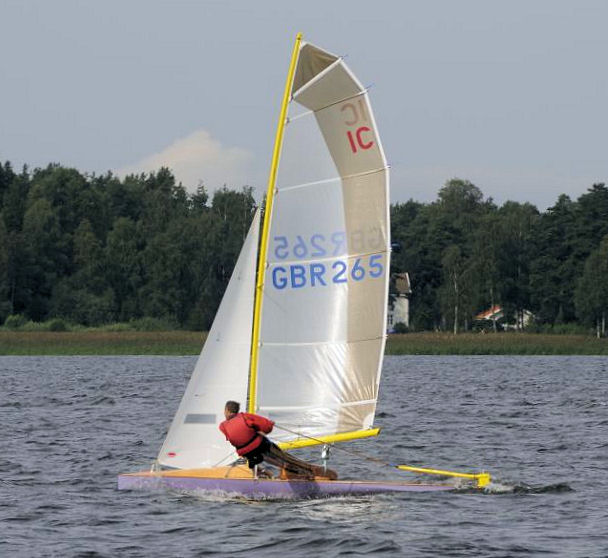 International Canoe Europa Cup At Karlstad Sweden