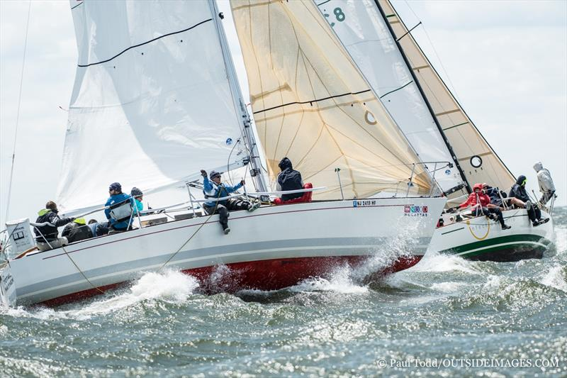 Helly Hansen NOOD Regatta Series 30th Anniversary Season Heads To Annapolis Maryland