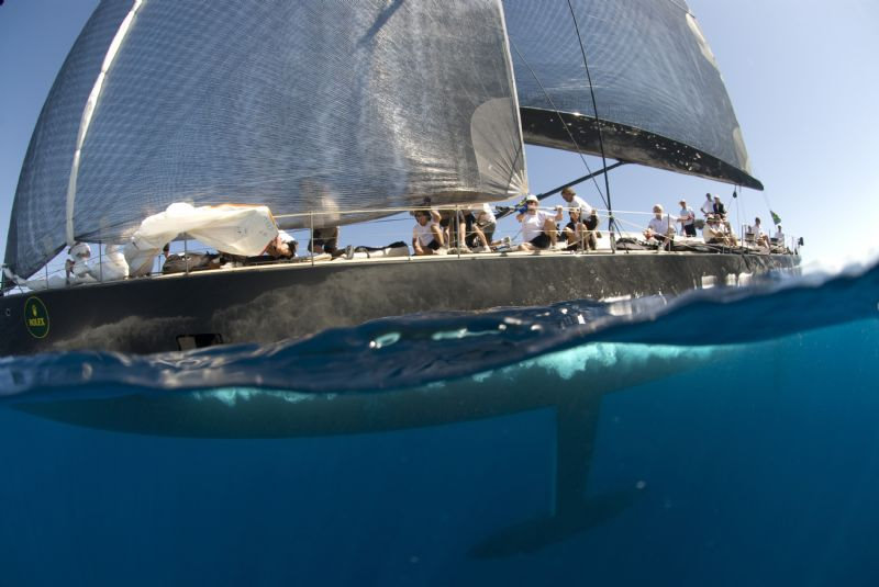Maxi Yacht Rolex Cup At Yacht Club Costa Smeralda Day 5