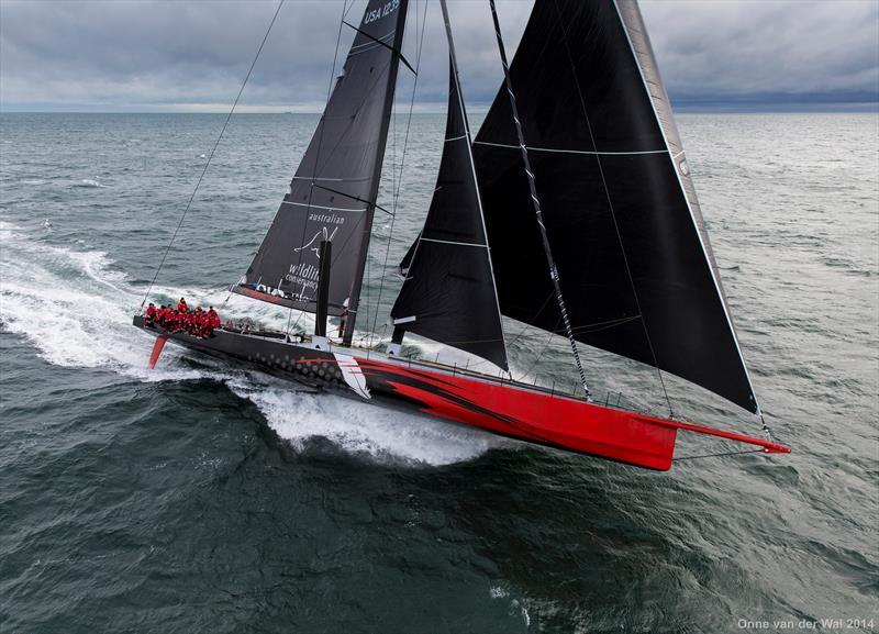 Comanche Sets Course For Australia And Rolex Sydney Hobart Yacht Race