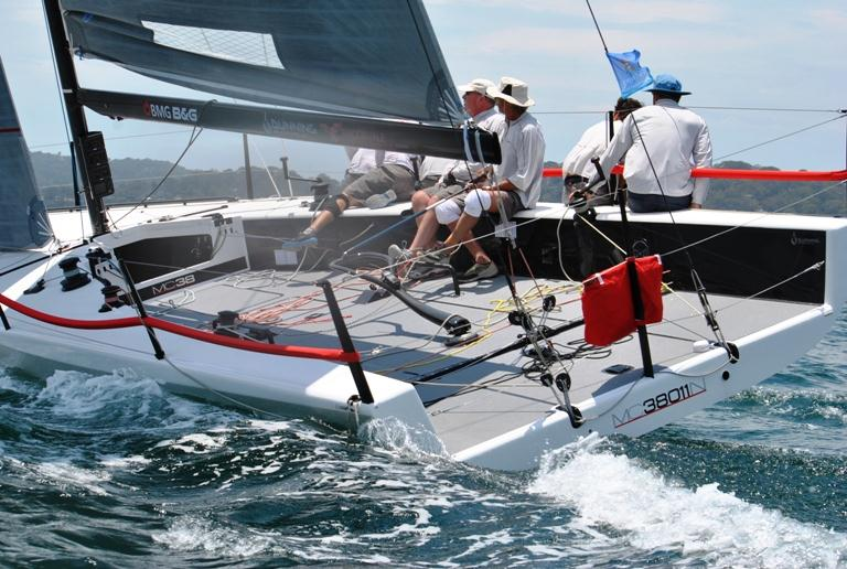 Sevenstar MC38 Australian Championships At Royal Prince