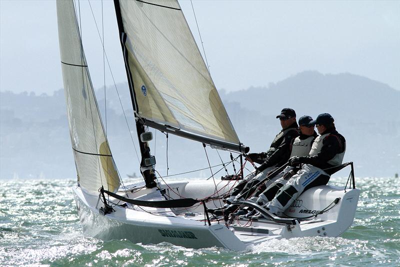 Audi Melges 20 US Nationals At Corinthian Yacht Club Of