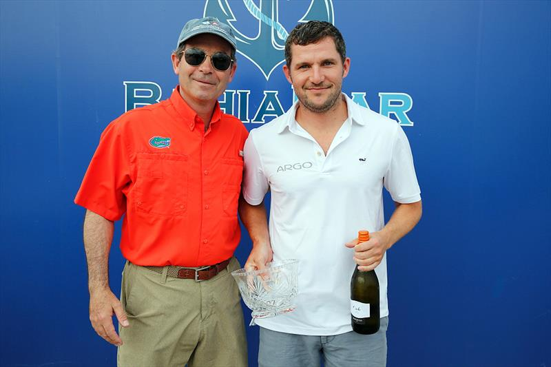 Melges 32 Lauderdale Cup Second Place Overall Jason