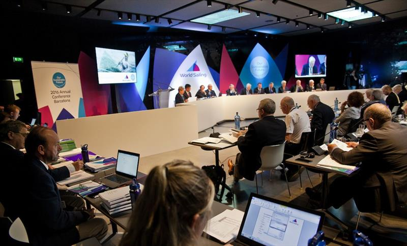 World Sailing Invites Bids For 2019 Annual Conference
