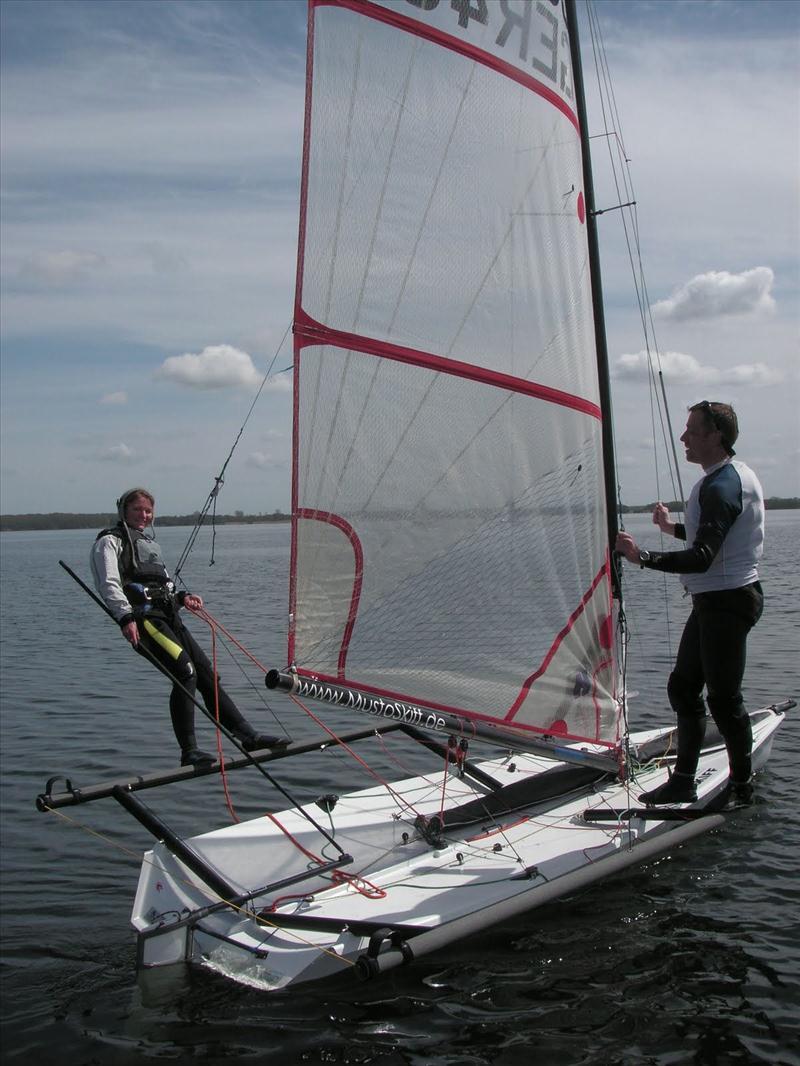 Musto Skiff Travemnde Training Camp