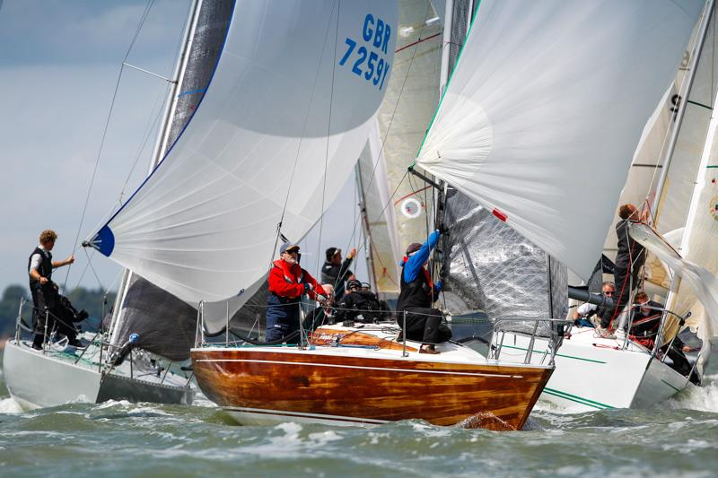 2014 Coutts Quarter Ton Cup At Royal Corinthian Yacht Club