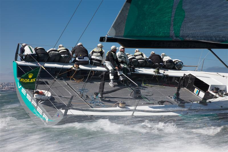 Rolex Big Boat Series At St Francis Yacht Club USA Day 1