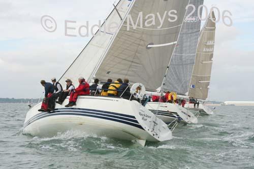 X 322 National Champs At Royal Southern Yacht Club