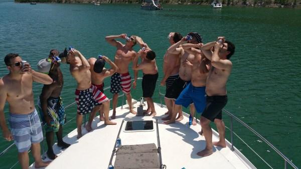 Bachelorette Party Yacht & Wedding Reception Charters Caymans