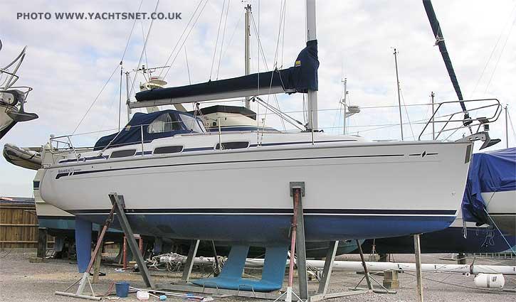 Bavaria 30 cruiser archive details  Yachtsnet Ltd online UK yacht brokers  yacht brokerage