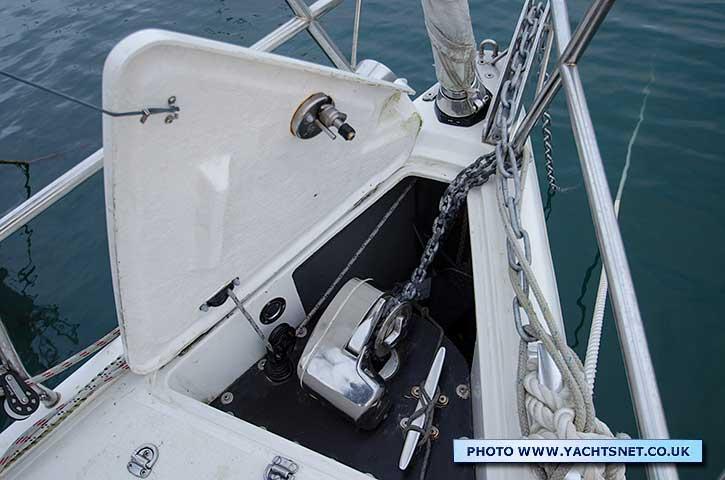 Dehler 3435SV Archive Details Yachtsnet Ltd Online UK