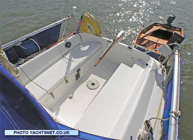 Jeanneau Tonic 23 archive details  Yachtsnet Ltd online UK yacht brokers  yacht brokerage and
