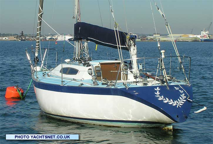 Nicholson Half Tonner Archive Data Yachtsnet Ltd Online UK Yacht Brokers Yacht Brokerage
