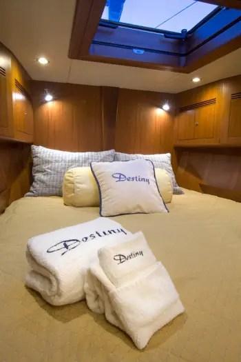 DESTINY Nicholson Yacht Charters