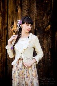 Tenue de mariage Gothic Lolita #4