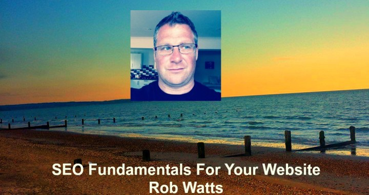 SEO Advice Rob Watts