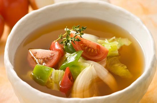 番茄洋蔥清湯   美食雅廚 YaCook